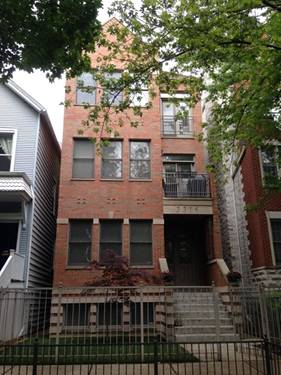 3316 N Lakewood, Chicago, IL 60657 Lakeview