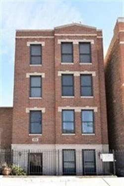 619 N Racine Unit 4, Chicago, IL 60642 Noble Square