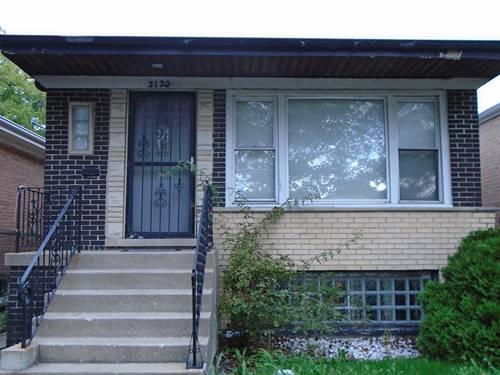3120 W Columbus, Chicago, IL 60652