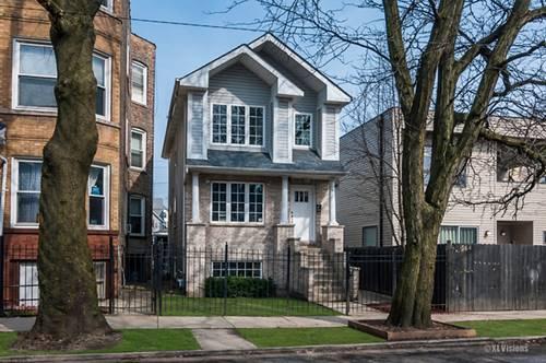 1707 N Troy, Chicago, IL 60647