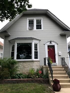 5628 W Grover, Chicago, IL 60630