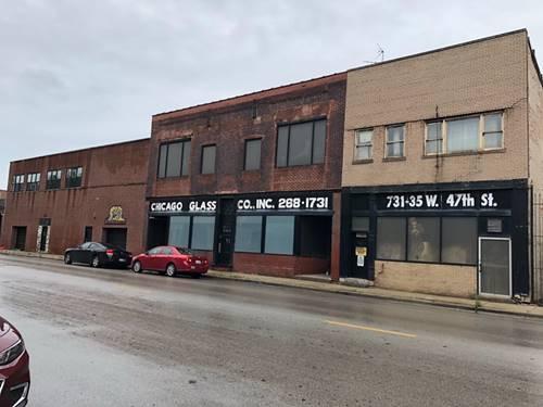 731 W 47th, Chicago, IL 60609
