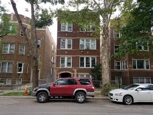 4609 N Monticello, Chicago, IL 60625