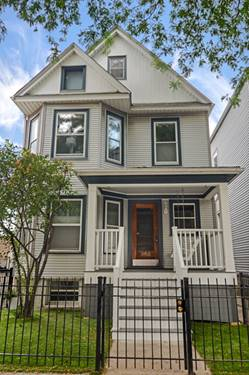 1858 W Berenice Unit 2, Chicago, IL 60613 North Center