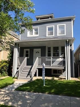 4916 W Berenice, Chicago, IL 60641