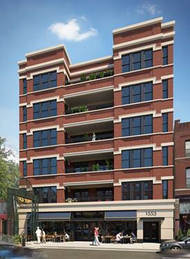 1553 N Wells Unit 204, Chicago, IL 60610 Old Town