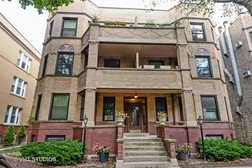 6221 N Magnolia Unit 3S, Chicago, IL 60660 Edgewater