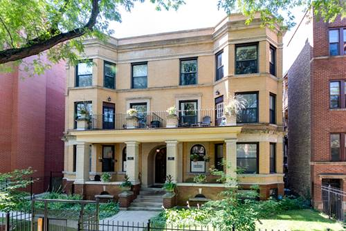 5228 N Winthrop Unit 3A, Chicago, IL 60640 Edgewater