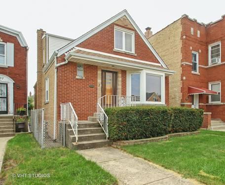 6041 W Gunnison, Chicago, IL 60630