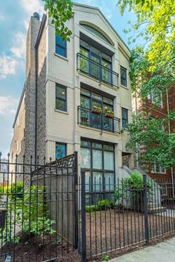 840 N Wood Unit 2, Chicago, IL 60622 Noble Square