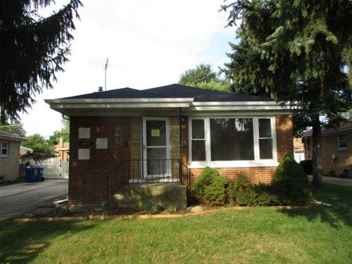1410 Homestead, La Grange Park, IL 60526
