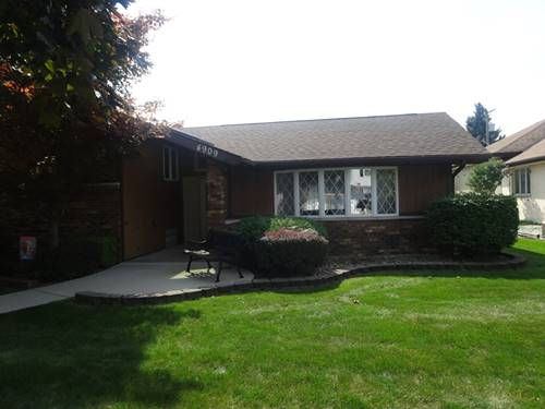 4909 W 105th, Oak Lawn, IL 60453