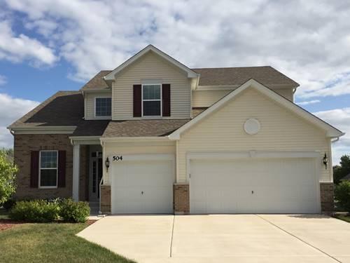 504 Herath, Shorewood, IL 60404