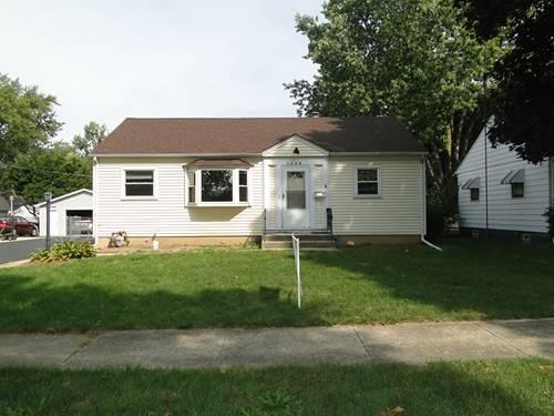 1309 John, Joliet, IL 60435