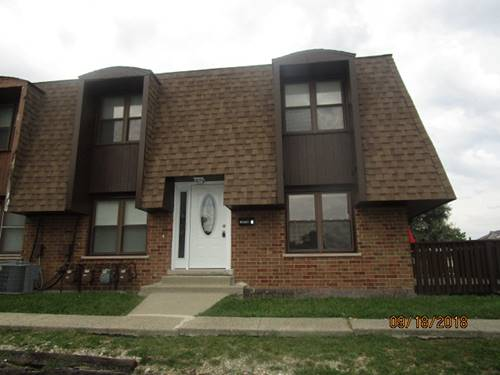 12746 S Kenneth Unit G, Alsip, IL 60803