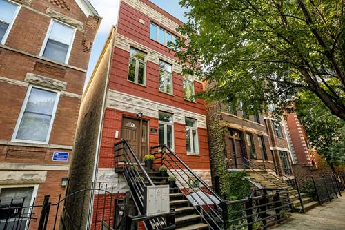 1537 N Bosworth Unit 3, Chicago, IL 60642 Wicker Park