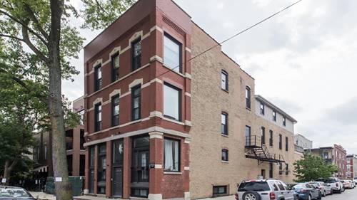 1040 N Paulina Unit 2F, Chicago, IL 60622 Noble Square