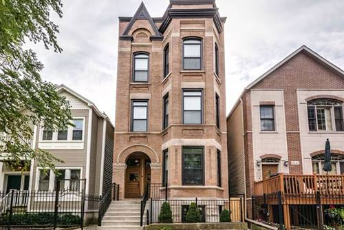 2441 W Cortland Unit 1, Chicago, IL 60647