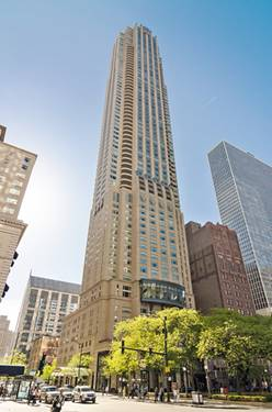 800 N Michigan Unit 4802, Chicago, IL 60611 Gold Coast