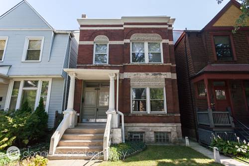 3537 N Hermitage Unit 1, Chicago, IL 60657 Lakeview