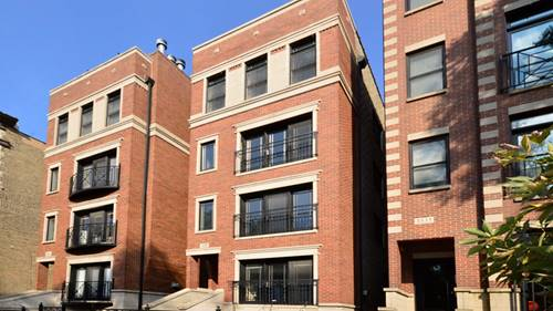 3537 N Wilton Unit 1, Chicago, IL 60657 Lakeview