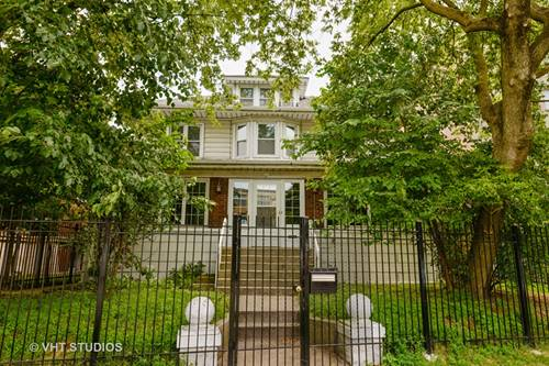 7463 N Sheridan, Chicago, IL 60626 Rogers Park