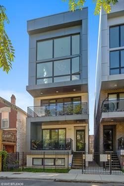 1537 W Fry Unit 2, Chicago, IL 60642 Noble Square