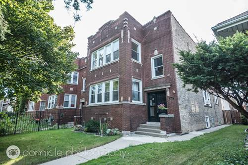 4831 W Fletcher Unit 2, Chicago, IL 60641