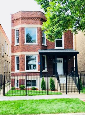 3920 N Albany, Chicago, IL 60618