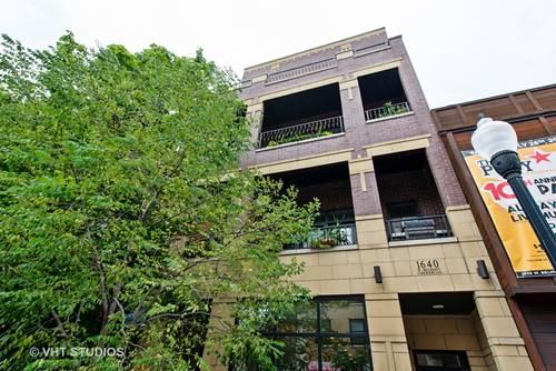 1640 W Belmont Unit 4, Chicago, IL 60657 Roscoe Village