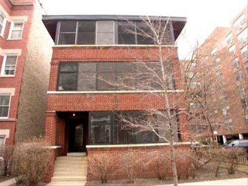 1505 Maple Unit 3, Evanston, IL 60201