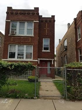 4514 S Sawyer, Chicago, IL 60632