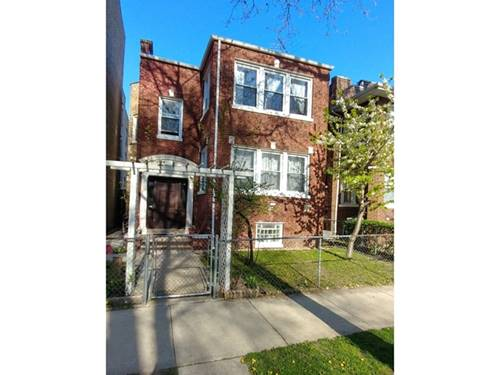 6208 N Claremont, Chicago, IL 60659