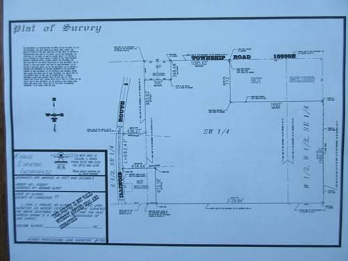 Sec 9 Twp 32 R14e, Grant Park, IL 60940