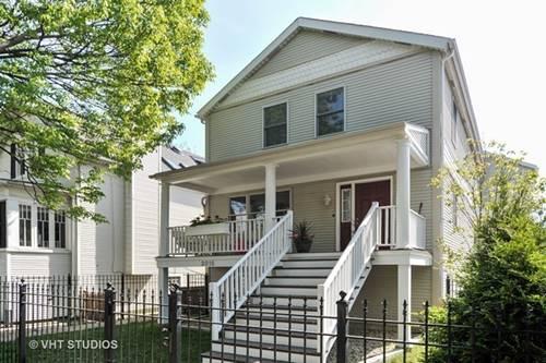 3015 N Leavitt Unit 3, Chicago, IL 60618 West Lakeview
