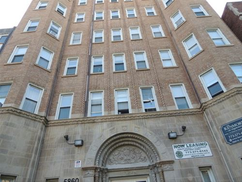5860 N Kenmore Unit 301, Chicago, IL 60660 Edgewater