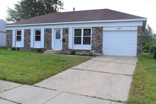 801 Lacy, Streamwood, IL 60107