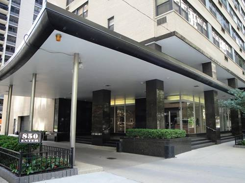 850 N Dewitt Unit 13J, Chicago, IL 60611 Streeterville