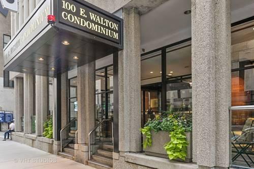 100 E Walton Unit 36B, Chicago, IL 60611 Gold Coast
