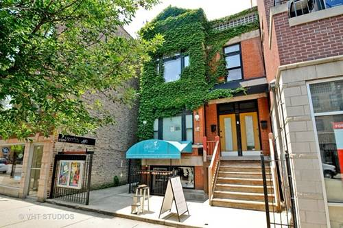 3714 N Southport Unit 2, Chicago, IL 60613 Lakeview