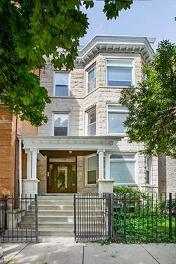 852 W Sheridan Unit 3, Chicago, IL 60613 Lakeview