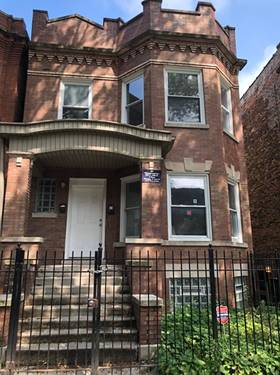 6145 S Eberhart, Chicago, IL 60637