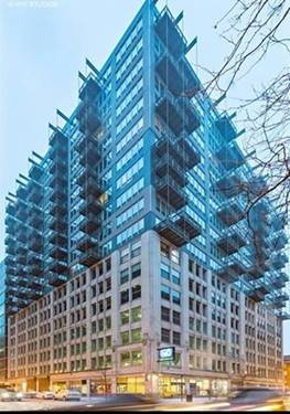 565 W Quincy Unit 1710, Chicago, IL 60661 West Loop