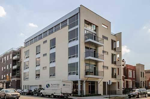 514 N Damen Unit 3N, Chicago, IL 60622 Noble Square