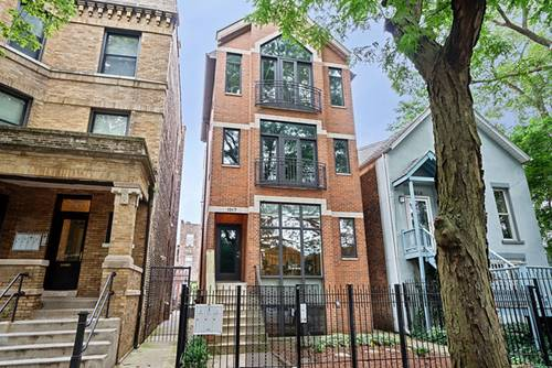 1917 W Potomac Unit 2, Chicago, IL 60622 Wicker Park