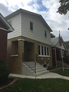 4855 W Strong, Chicago, IL 60630 Jefferson Park