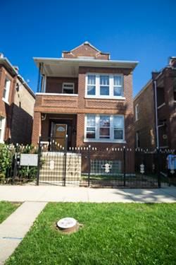 4445 S Talman, Chicago, IL 60632
