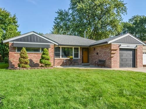 4032 W 109th, Oak Lawn, IL 60453