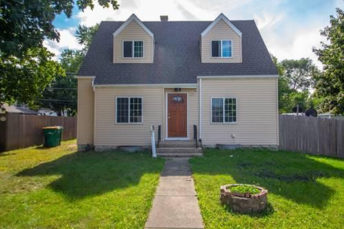 1338 Plainfield, Joliet, IL 60435