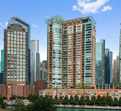 415 E North Water Unit 1206, Chicago, IL 60611 Streeterville
